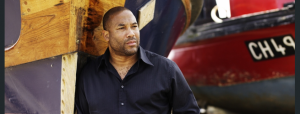 CELEBRITY: Football legend John Barnes appeared on the BBC's Who Do You Think You Are? show to trace his family history
