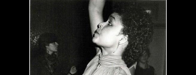 Dancer, London, 1981 - 1983, Courtesy of Lindsay Wesker