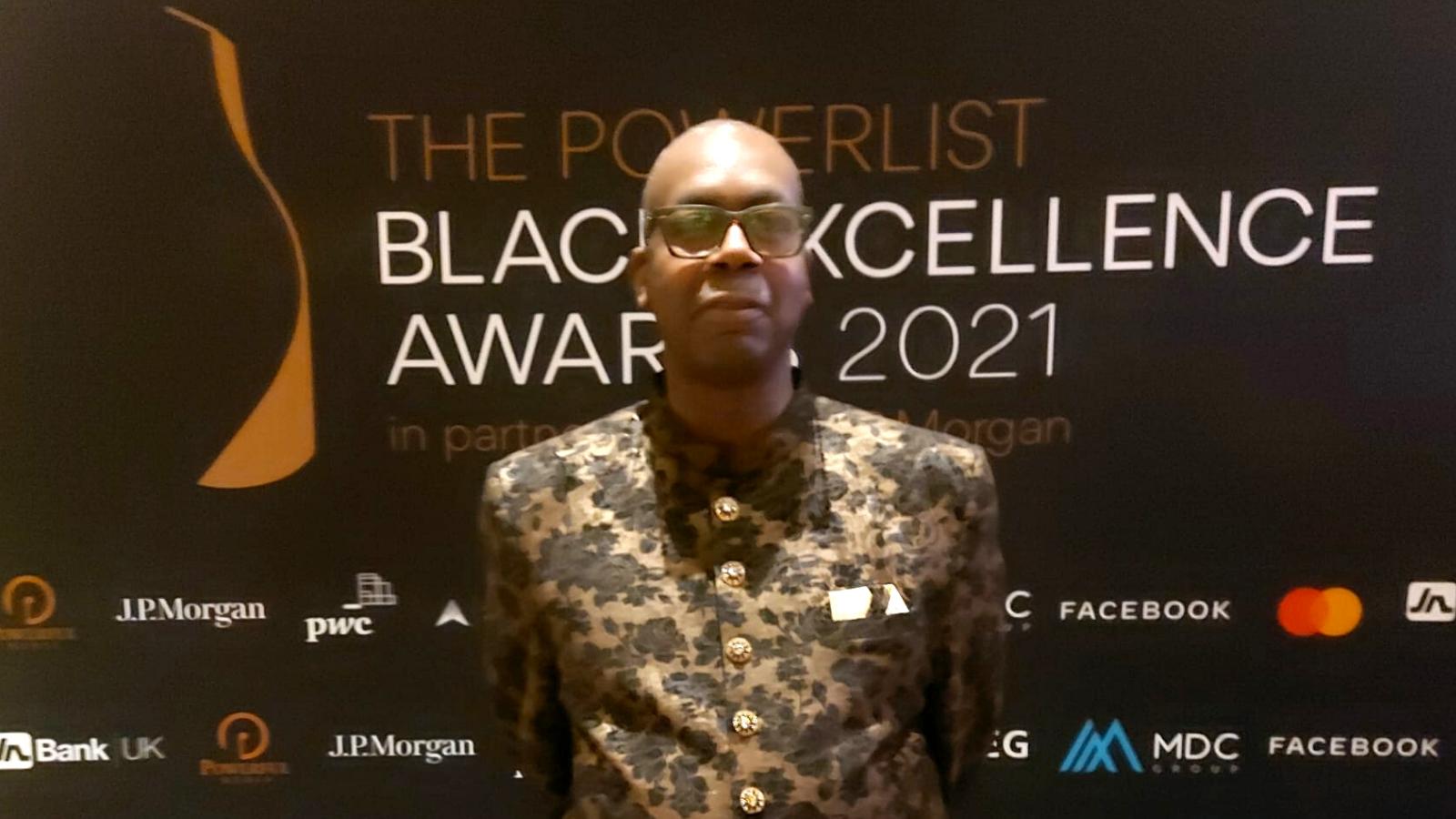Patrick Vernon Black Powerlist 2021/2022